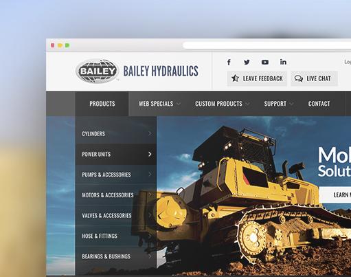 Bailey Hydraulics
