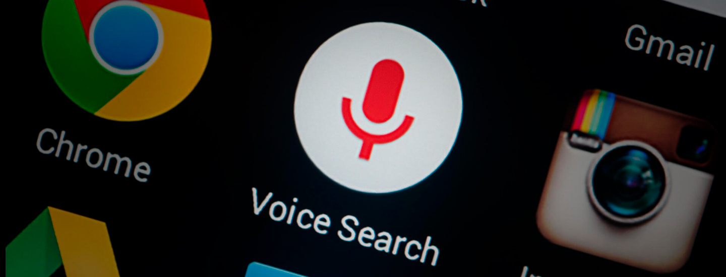 The Voice Search Train has Arrived: Get on board or Get Left Behind