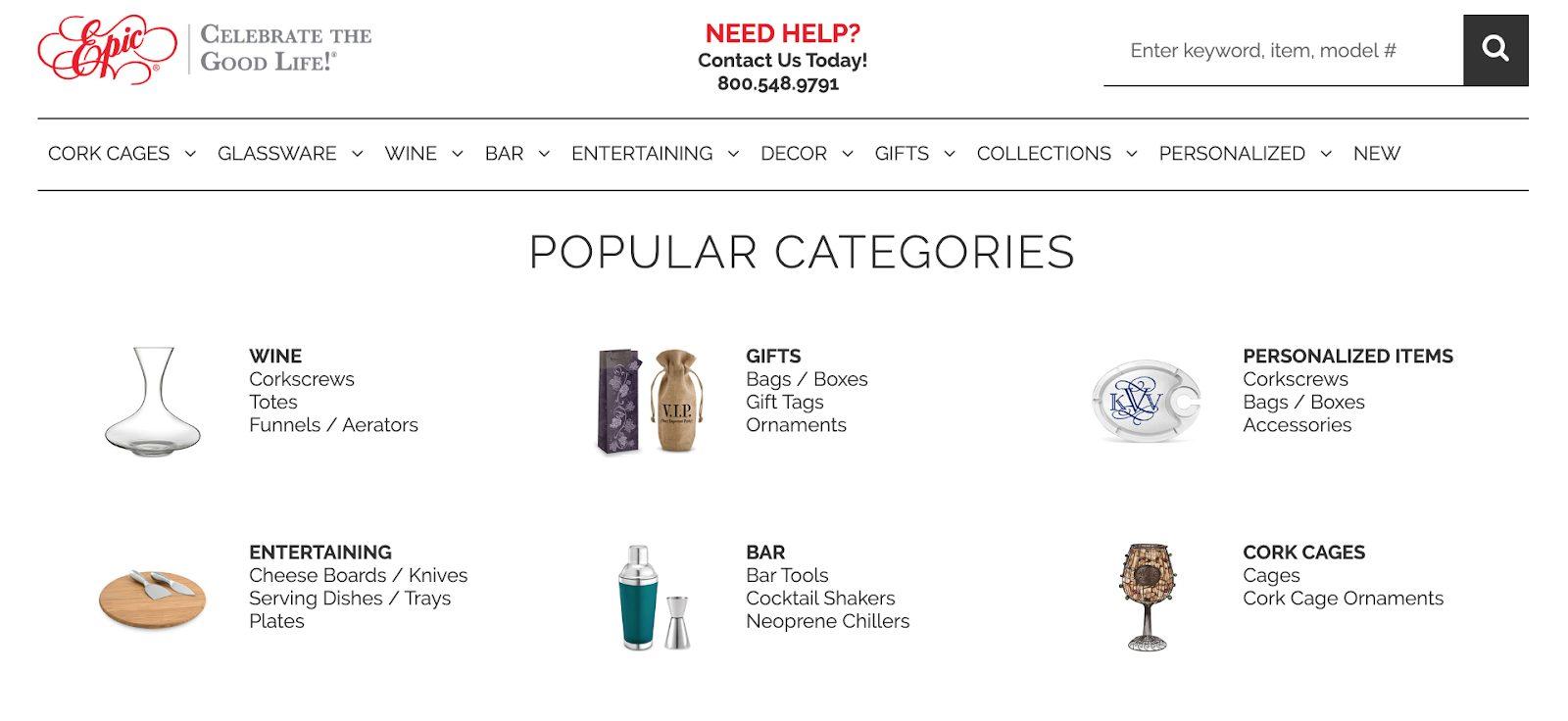 top suitecommerce merchandising features popular links