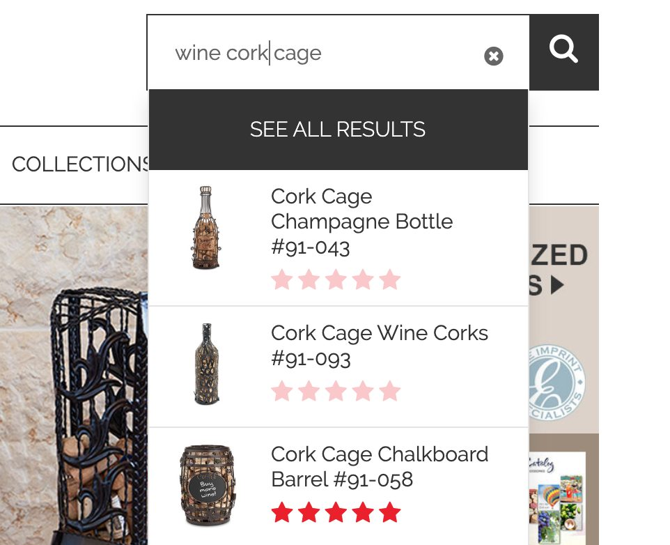 top suitecommerce merchandising features visual search