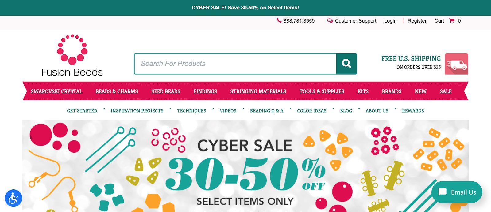 top suitecommerce merchandising features promo bar