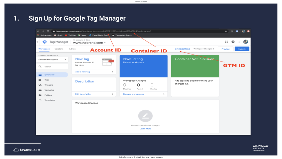 install-google-tag-manager-in-suitecommerce-advanced-step-1